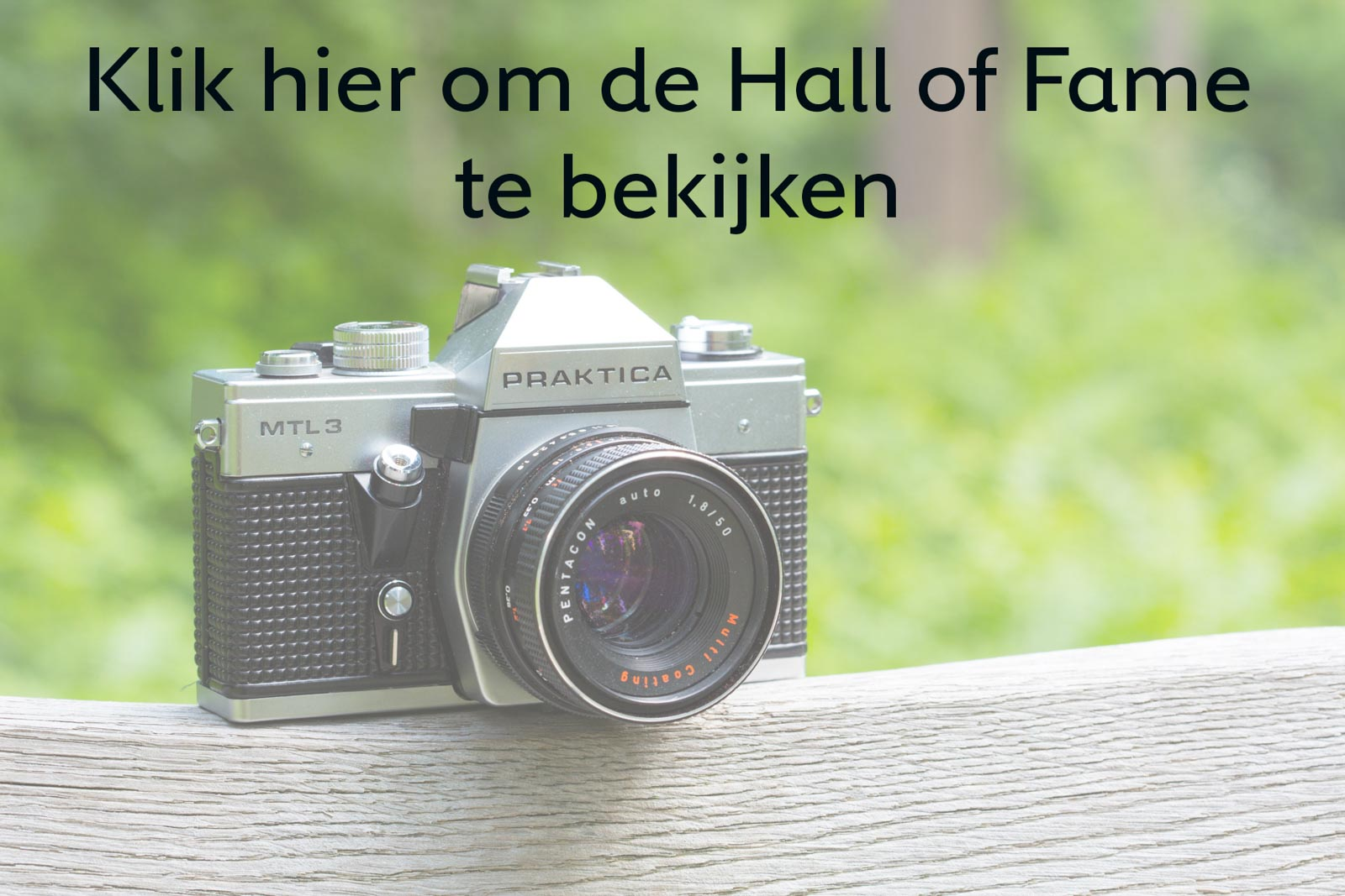 Banner naar smugmug foto album hall of fame