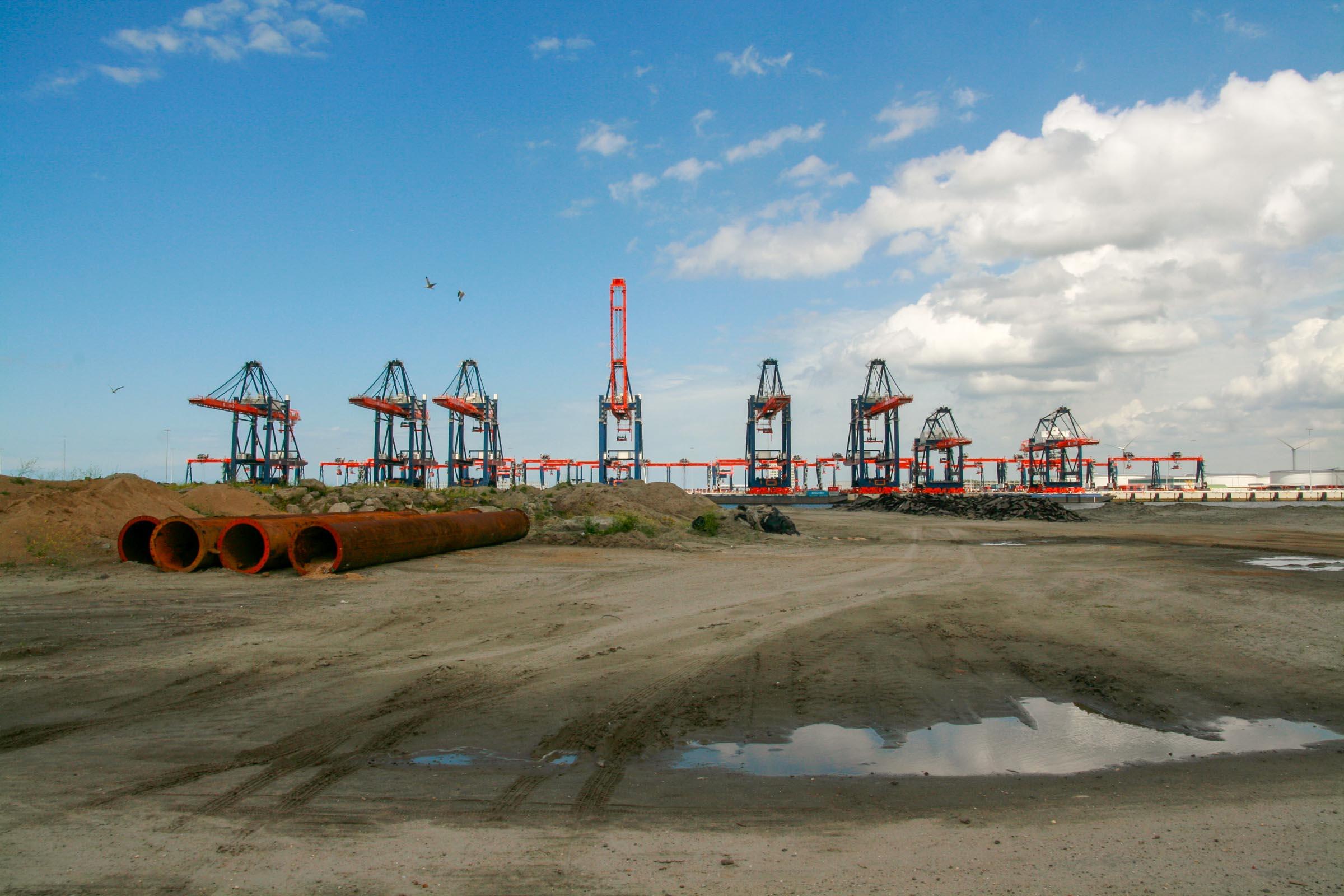 image from Themadag fotograferen op de Maasvlakte Rotterdam